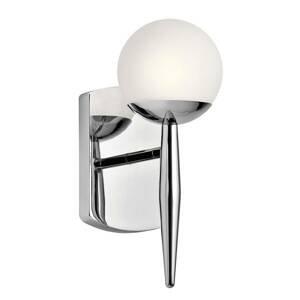 KICHLER Kúpeľňové nástenné LED svetlo Jasper 1-plameňové