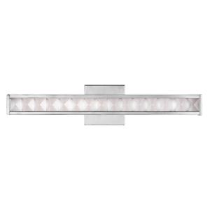QUOIZEL Nástenné LED svietidlo Jessie do kúpeľne