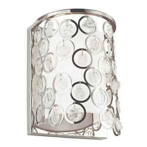 FEISS Krištáľové nástenné svietidlo Lexi