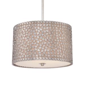 QUOIZEL Závesná lampa Confetti Ø 40cm