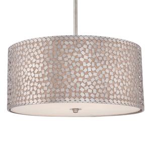 QUOIZEL Závesná lampa Confetti Ø 56cm