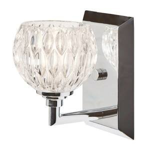 Elstead Kúpeľňové nástenné svietidlo Serena, 1-plameňové