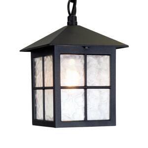 Elstead Vonkajšia závesná lampa Winchester BL18B