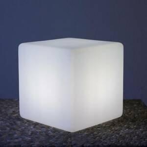 Epstein Vysokokvalitné svetlo v tvare kocky Cube, 35cm