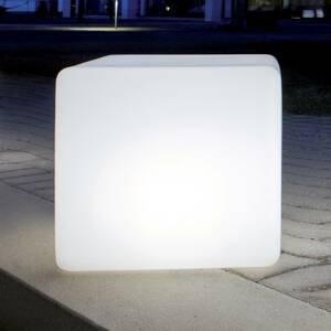 Epstein Vysokokvalitné svetlo v tvare kocky Cube, 45 cm