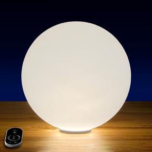 Epstein Stmievateľné batériové guľové LED Snowball 30cm