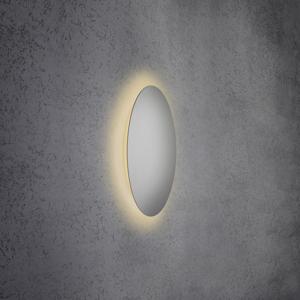 Escale Escale Blade nástenné LED striebro matné Ø 44cm
