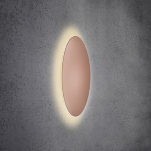 Escale Escale Blade nástenné LED ružové matné, Ø 59cm