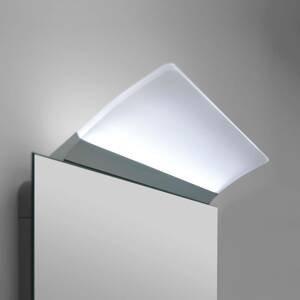 Ebir Ploché zrkadlové LED svietidlo Angela, IP44, 30 cm
