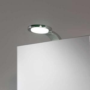 Ebir Sara S2 – kúpeľňové zrkadlové LED smultiadaptérom