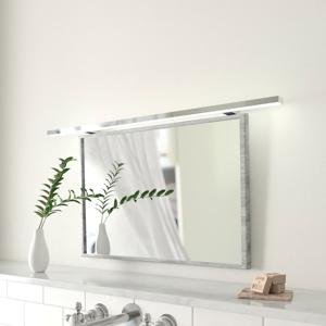 Ebir 100cm široké zrkadlové LED svietidlo Esther