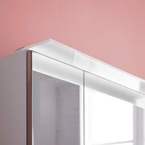 Ebir Nábytkové nadstavbové LED svietidlo Adele šírka 80
