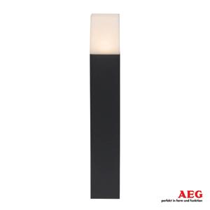 AEG AEG Leguro – soklová LED lampa, nano-vrstva