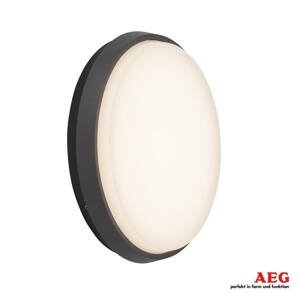AEG AEG Letan Round – efektívna vonkajšia LED lampa