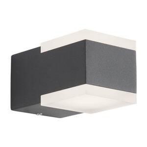 AEG AEG Amity LED vonkajšia nástenná lampa, 2-pl.