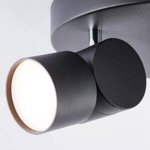 AEG AEG Twine stropné LED svietidlo, čierna, 3-pl.