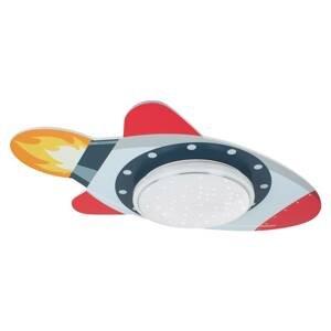 Elobra Stropné LED svietidlo Raketa Starlight