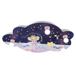 Elobra Stropné Obrázkový oblak Lillifee Hviezdne čaro
