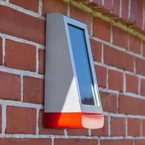 HOMEMATIC IP Homematic IP siréna pre exteriér a solárny panel