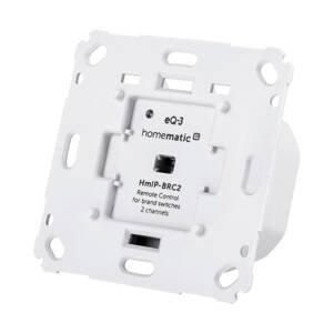 HOMEMATIC IP Homematic IP nástenné tlačidlo pre vypínače 2x