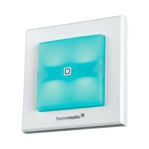 HOMEMATIC IP Homematic IP spínací ovládač signálne svetlo