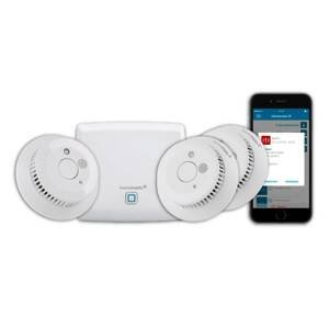 HOMEMATIC IP Homematic IP Starter Set detektor dymu