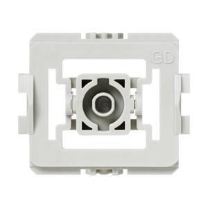 HOMEMATIC IP Homematic IP adaptér pre vypínač Gira štandard 1x