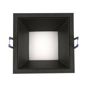 ATILED Zapustené svetlo Kris rám 3000K symetrické čierne