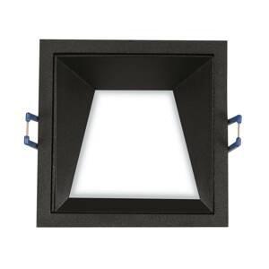 ATILED Zapustené LED svetlo Kris 3000K asymetrické čierne