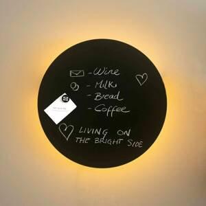 FARO BARCELONA Nástenné svetlo Board diódy LED, popísateľné 45 cm