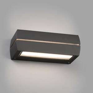 FARO BARCELONA Vonkajšie nástenné LED svietidlo Dragma