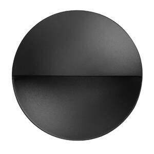 FLOS ARCHITECTURAL FLOS Giano zapustené LED svetlo IP65 čierne