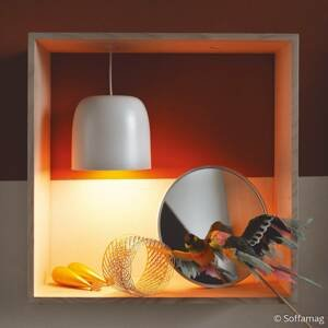 FLOS FLOS Gaku Wire stolná LED lampa, biela