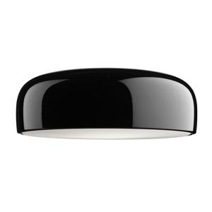 FLOS FLOS Smithfield C stropné svetlo lesklé čierne E27