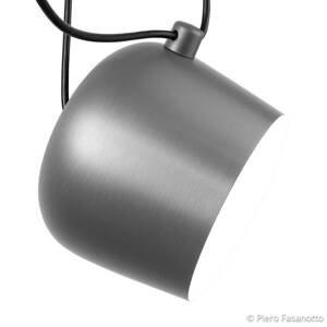 FLOS FLOS Aim závesné LED light silver eloxované