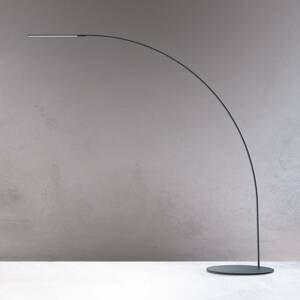 Fontana Arte Fontana Arte Yumi – dizajnová oblúková LED lampa