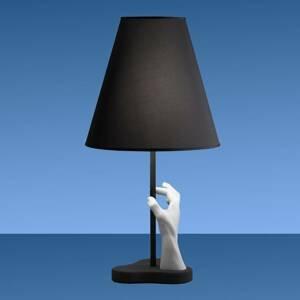 Fontana Arte Fontana Arte Mano – dizajnová stolná lampa
