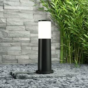Fumagalli Amelia – soklové svietidlo čierne výška 40cm