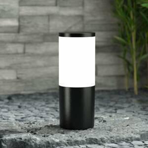 Fumagalli Amelia – soklové svietidlo čierne výška 25 cm