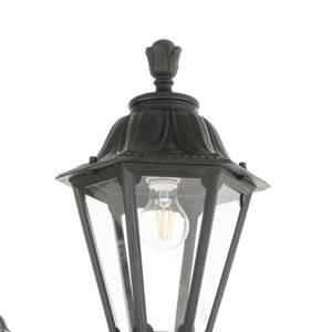 Fumagalli Stĺpové LED Ricu Bisso/Rut 2L 8W 2700K čierne