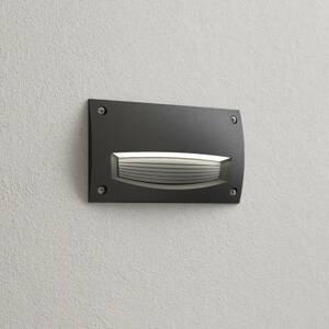 Fumagalli Zapustené LED Leti 200-HS čierne opál 3000K