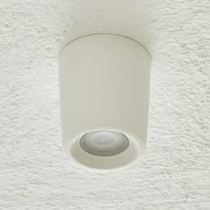 Fumagalli Vstavaná downlight lampa Livia Ø 6cm biela/matná