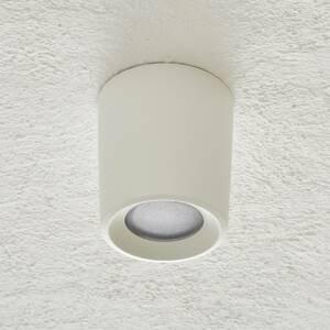 Fumagalli Vstavaná downlight lampa Livia 9,6 cm biela/matná