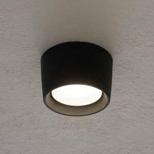 Fumagalli Vstavaná downlight lampa Livia 16 cm čierna/matná