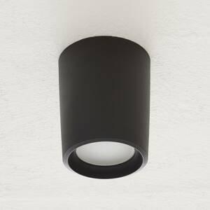 Fumagalli Vstavaná downlight lampa Livia 18 cm čierna/matná
