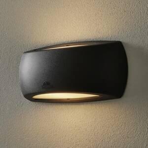 Fumagalli LED nástenná lampa Francy up/down 6W 2700 K čierna