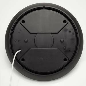 Fumagalli Vonkajšie nástenné LED Umberta čierne, CCT