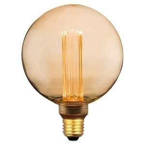 Freelight LED globe E27 5W teplá biela 3 stmievanie zlatá