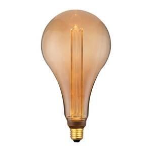 Freelight LED žiarovka E27 5W teplá biela 3stmiev zlatá 30cm