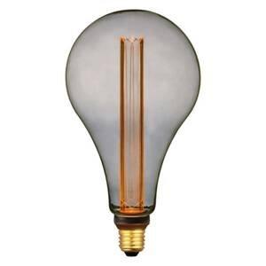 Freelight LED žiarovka E27 5W teplá biela 3stmiev dym 30cm